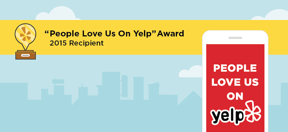People Love Clearvu Window Cleaning on Yelp!