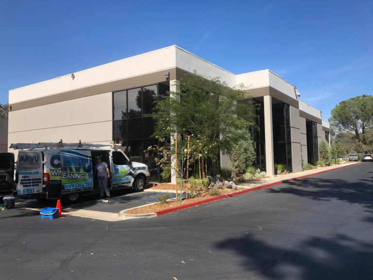 Commercial Window Cleaning Murrieta CA