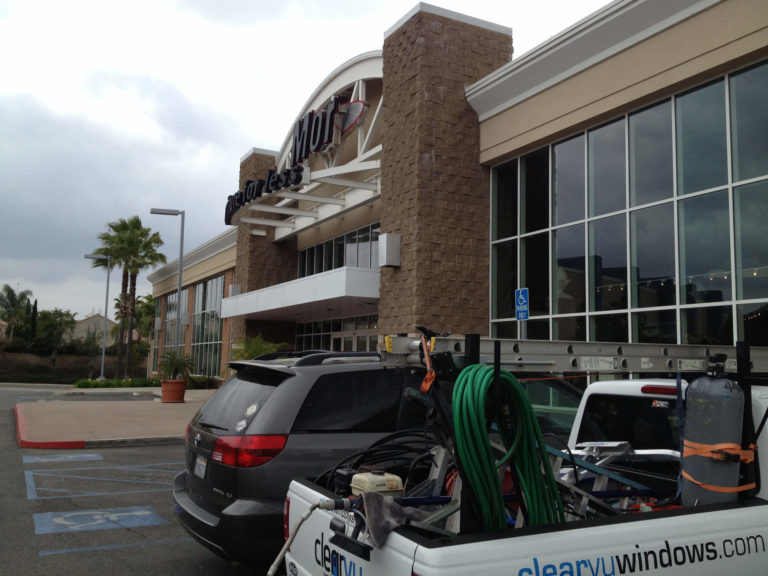 Commercial Window Cleaning Service Temecula Murrieta