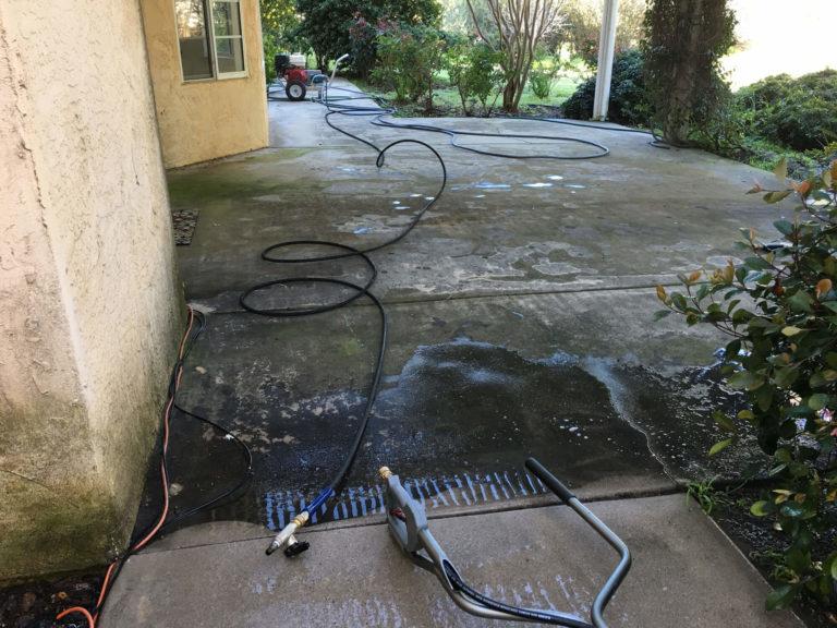 Concrete Cleaning Temecula Murrieta CA
