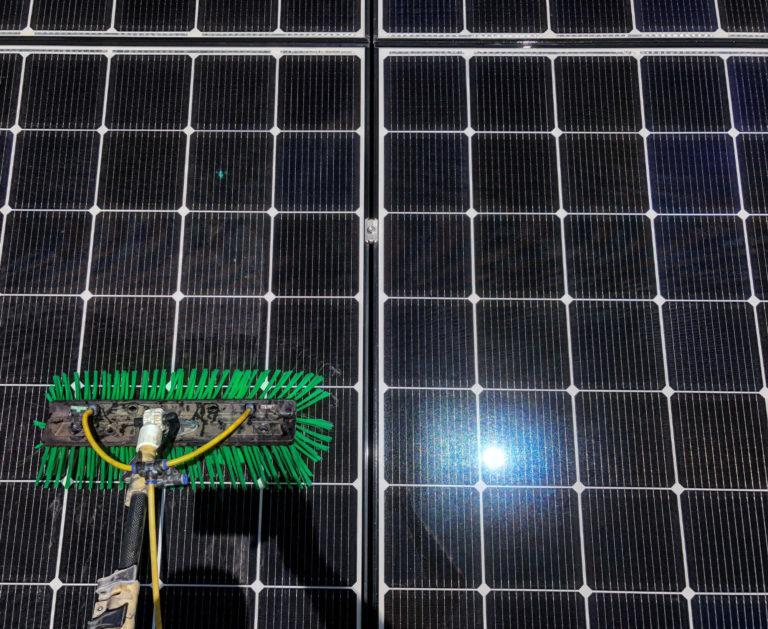 Solar Panel Cleaning Temecula CA