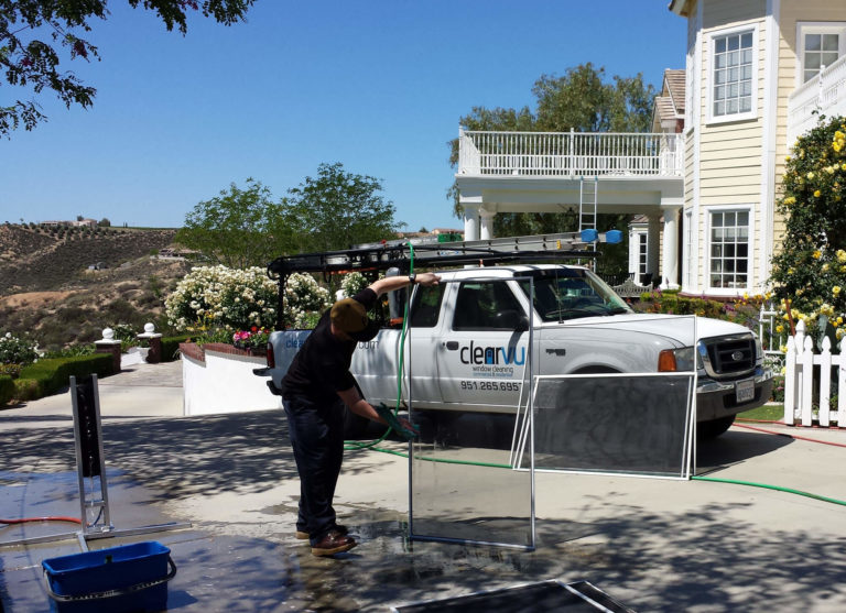 Window Washing Service Temecula Murrieta CA