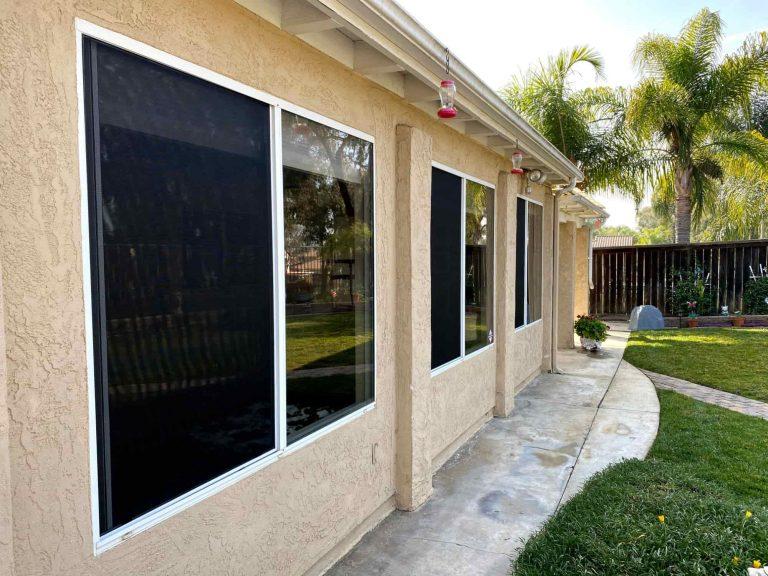 Window Screen Repair San Diego CA